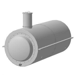 Резервуары подземные
